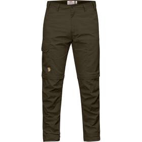 Fjällräven Karl Pro Pantalones Zip-Off Hombre, Oliva